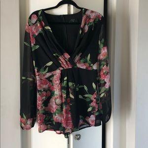 AX Paris Pants - Summer love - Floral romper 🌸